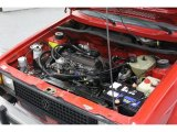 Volkswagen Rabbit Pickup Engines