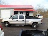 2005 Silver Birch Metallic Chevrolet Silverado 3500 LT Crew Cab Dually #58915758