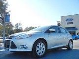 2012 Ingot Silver Metallic Ford Focus SE 5-Door #58915141