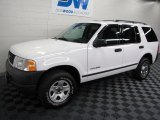 2004 Oxford White Ford Explorer XLS 4x4 #58915455