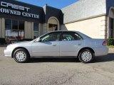 2002 Satin Silver Metallic Honda Accord LX Sedan #58915431