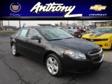 2012 Black Granite Metallic Chevrolet Malibu LS #58915717