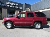 2004 Sport Red Metallic Chevrolet Tahoe LT #58915421