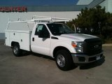 2011 Ford F350 Super Duty XL Regular Cab Chassis Commercial Data, Info and Specs