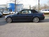 2006 Monaco Blue Metallic BMW 3 Series 330i Convertible #58915672