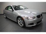 2012 Titanium Silver Metallic BMW 3 Series 335i Coupe #58915387