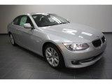 2012 Titanium Silver Metallic BMW 3 Series 328i Coupe #58915386