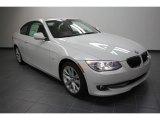 2012 Mineral White Metallic BMW 3 Series 328i Coupe #58915385