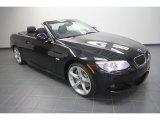 2012 Black Sapphire Metallic BMW 3 Series 335i Convertible #58915384