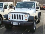 2012 Bright White Jeep Wrangler Sport S 4x4 #58915032