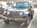 2012 Black Jeep Wrangler Sport S 4x4 #58915028