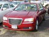 2012 Deep Cherry Red Crystal Pearl Chrysler 300 C AWD #58915026