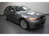 2011 Space Gray Metallic BMW 3 Series 328i Sedan #58915374