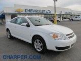 2007 Summit White Chevrolet Cobalt LT Coupe #58915636
