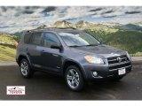 2011 Magnetic Gray Metallic Toyota RAV4 V6 Sport 4WD #58914989
