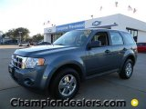 2010 Steel Blue Metallic Ford Escape XLS #58914980