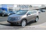 2012 Urban Titanium Metallic Honda CR-V EX-L #58915343