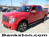 2010 Vermillion Red Ford F150 FX2 SuperCrew #58914969