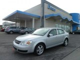 2007 Ultra Silver Metallic Chevrolet Cobalt LT Sedan #58915602