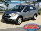 2007 Whistler Silver Metallic Honda CR-V LX #58915566