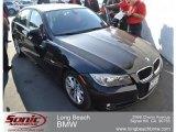 2010 Jet Black BMW 3 Series 328i Sedan #58915290