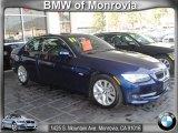 2011 Deep Sea Blue Metallic BMW 3 Series 328i Coupe #58915276