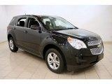 2010 Black Chevrolet Equinox LS #58915522