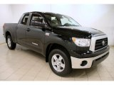 2008 Black Toyota Tundra SR5 Double Cab 4x4 #58915519
