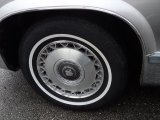 Cadillac Fleetwood Wheels and Tires