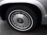 Cadillac Fleetwood 1996 Wheels and Tires