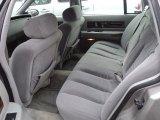 Cadillac Fleetwood Interiors