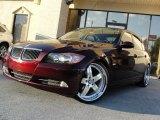 2007 Barrique Red Metallic BMW 3 Series 328i Sedan #58915226