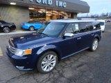 2012 Ford Flex Dark Blue Pearl Metallic