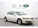 2004 White Diamond Pearl Acura TL 3.2 #58970030