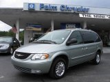2003 Satin Jade Pearl Chrysler Town & Country Limited #544202