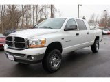 2006 Bright White Dodge Ram 1500 SLT Mega Cab 4x4 #58970008