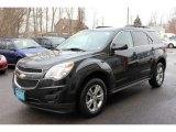 2010 Black Granite Metallic Chevrolet Equinox LT #58970005