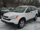 2008 Taffeta White Honda CR-V LX #58970002
