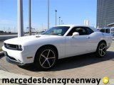 2011 Bright White Dodge Challenger Rallye #58969608