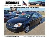 2007 Black Chevrolet Cobalt LS Coupe #58969866