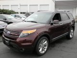 2012 Cinnamon Metallic Ford Explorer Limited 4WD #59001907
