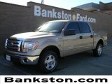 2012 Pale Adobe Metallic Ford F150 XLT SuperCrew #59001769
