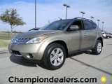 2007 Chardonnay Metallic Nissan Murano S AWD #59001888