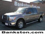 2011 Sterling Grey Metallic Ford F150 XLT SuperCrew #59001736