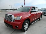 2012 Barcelona Red Metallic Toyota Tundra Limited CrewMax #59002010