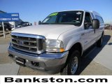 2004 Oxford White Ford F250 Super Duty Lariat SuperCab 4x4 #59001710