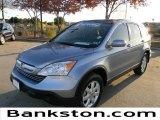 2008 Glacier Blue Metallic Honda CR-V EX-L #59001694
