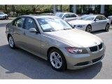 2008 Platinum Bronze Metallic BMW 3 Series 328i Sedan #5894298