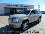 2007 Gold Mist Cadillac Escalade  #59001817