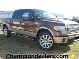 2012 Golden Bronze Metallic Ford F150 King Ranch SuperCrew #59001955